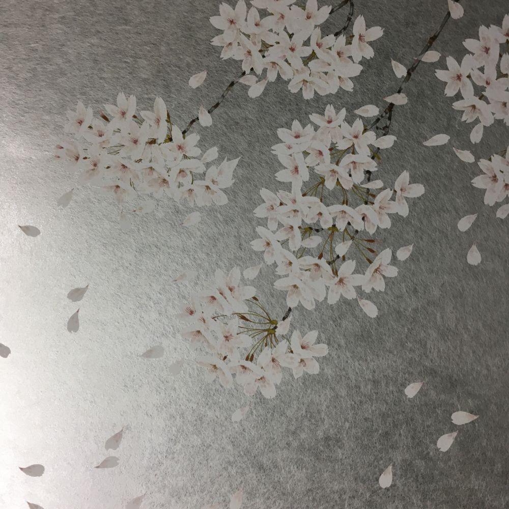 White Flower – silver
