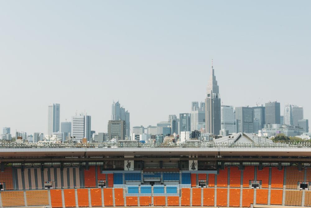 Shinjuku and the Stands